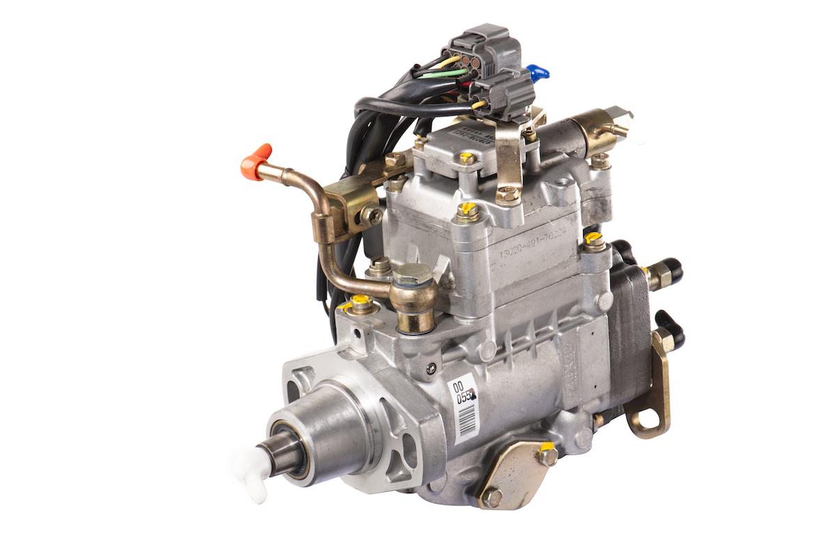 Zexel EEPROM Pump