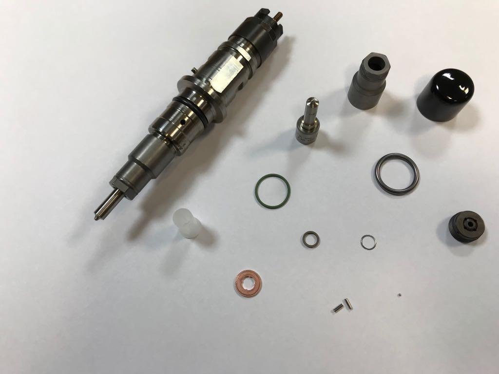 Bosch diesel injector repairs